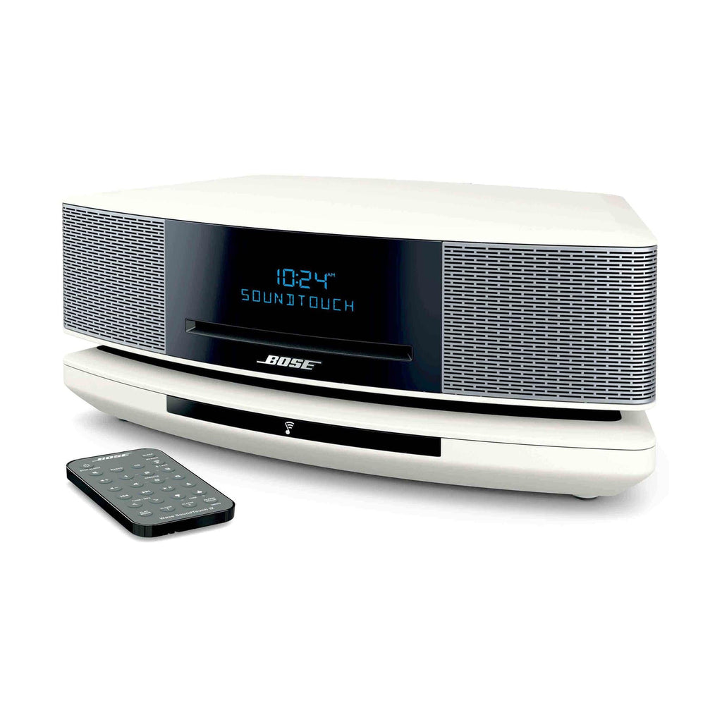 Bose Wave SoundTouch IV Arctic White