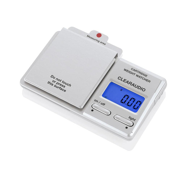 Clear Audio Weight Watcher Digital Tracking Force Gauge