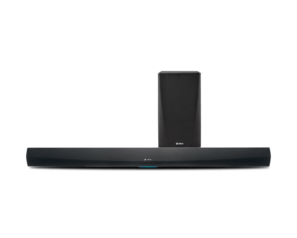 HEOS HomeCinema Wireless Soundbar + Subwoofer