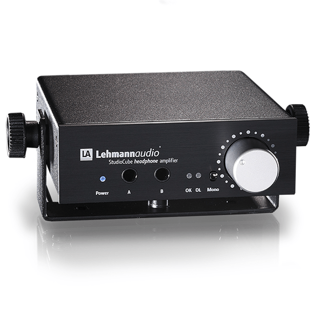 Lehmann Audio StudioCube Headphone Amplifier