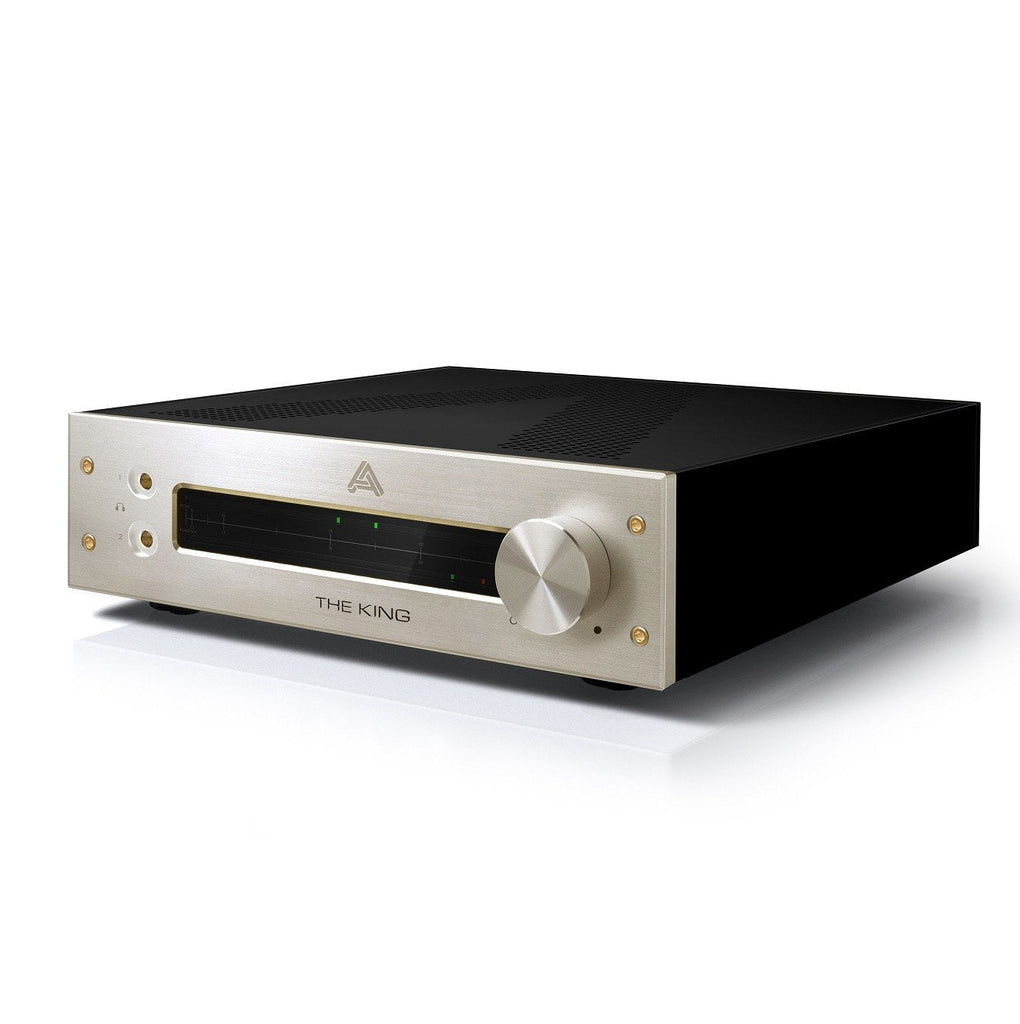Audeze The King Hybrid Headphone Amplifier