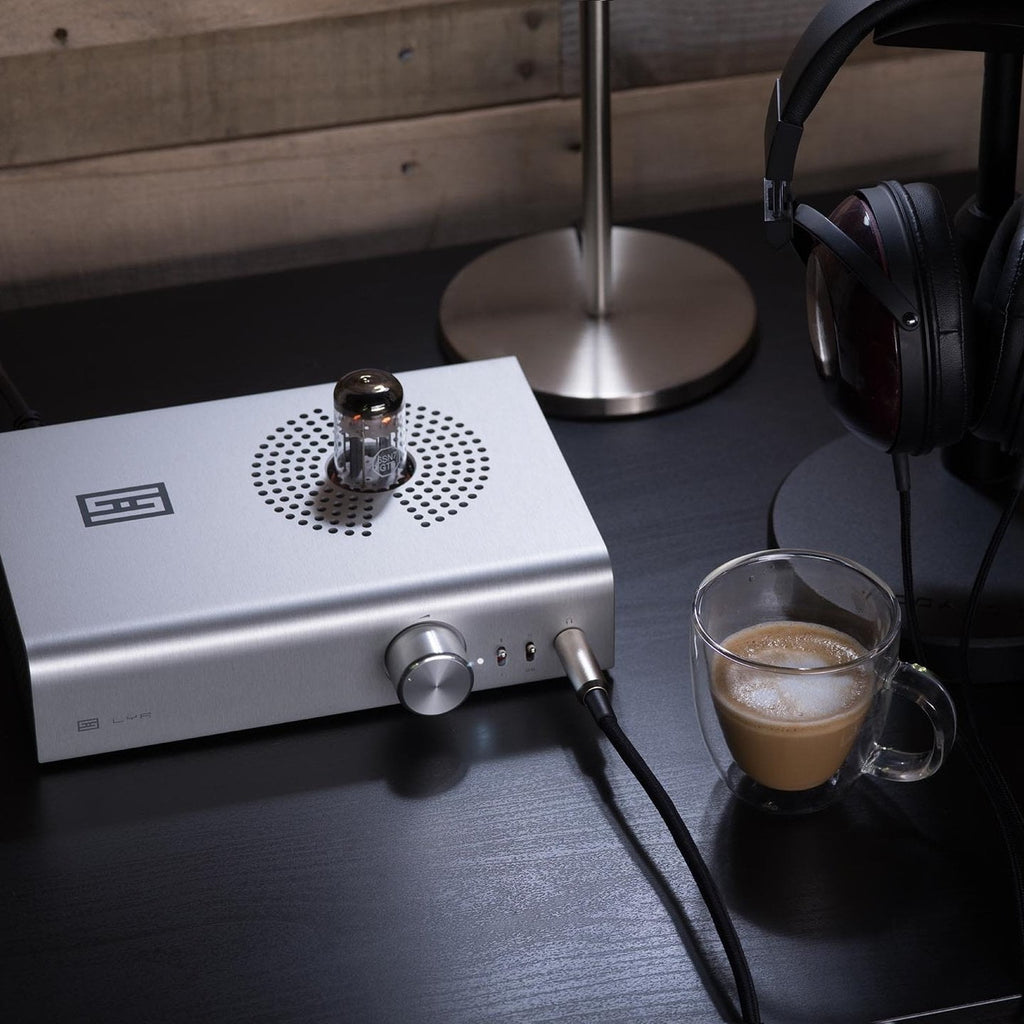 Schiit Audio Lyr 3 Hybrid Headphone Amplifier