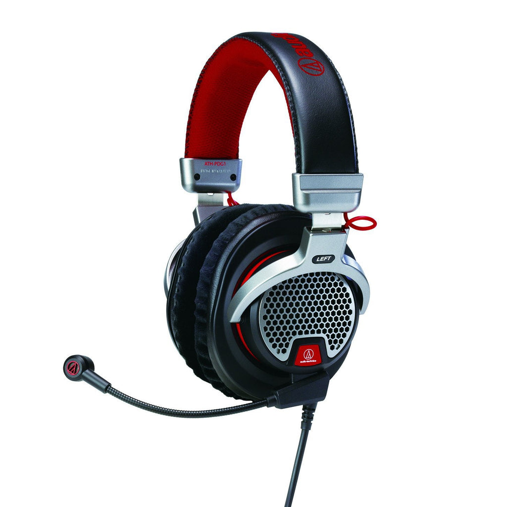 Audio-Technica ATH-PDG1 Open Gaming Headphones