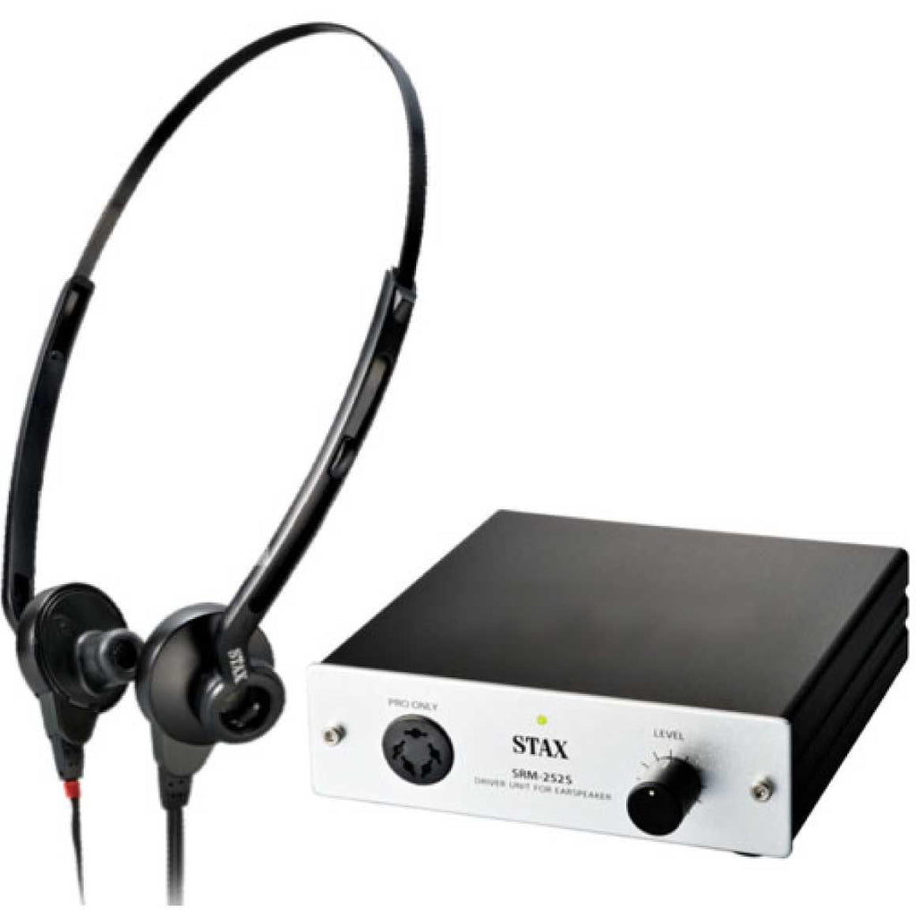 STAX SRS-005S MK2 Portable Electrostatic Headphone System