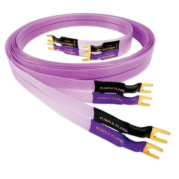 Nordost Leif Series Purple Flare Speaker Cable