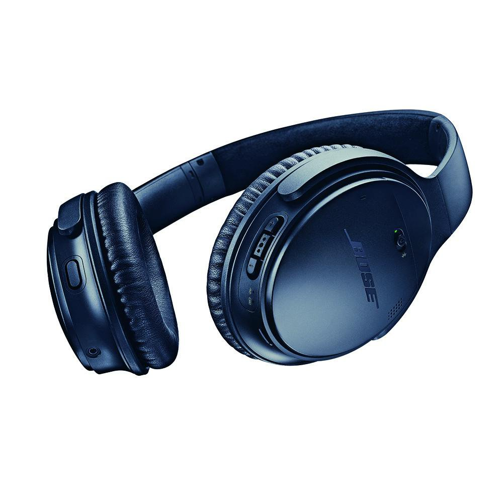 Bose QC35 II Limited Edition Triple Midnight Wireless Noise Cancelling Headphones