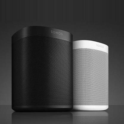 Sonos One Voice Bundle (Pair)