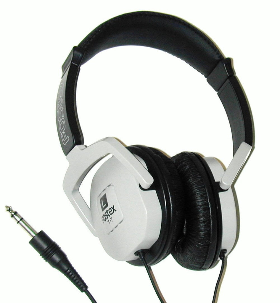 Fostex T-7 T-Series Closed Back Headphone