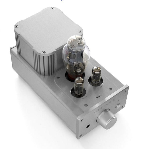 Woo Audio WA6 Silver Class A Headphone Amplifier *DEMO UNIT*