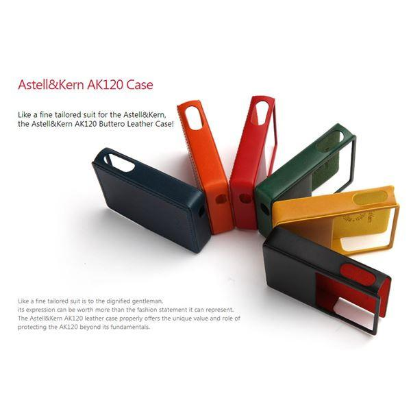 Astell & Kern AK120 Alternative Leather Cases