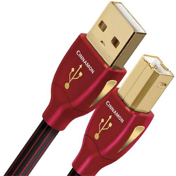 AudioQuest Cinnamon USB Type A to B