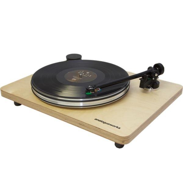 AnalogueWorks Turntable Zero