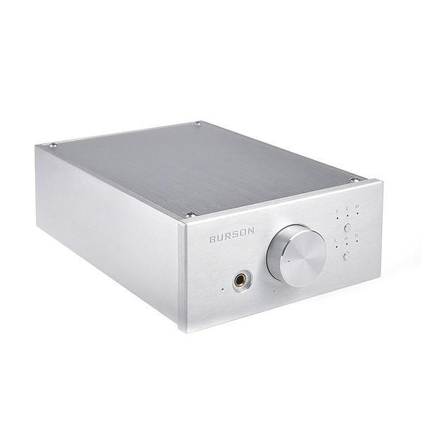 Burson Soloist Headphone Amplifier and integrated Pre Amplifier