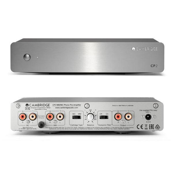 Cambridge Audio CP2 MM/MC Phono Stage