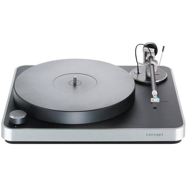 Clear Audio Concept MM Turntable Black
