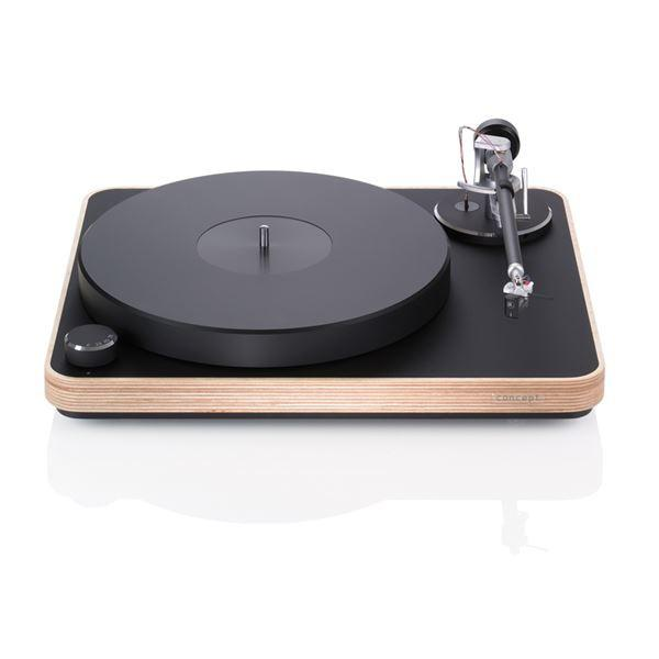 Clear Audio Concept MM Turntable Wooden Finish