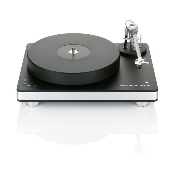 Clear Audio Performance DC Turntable