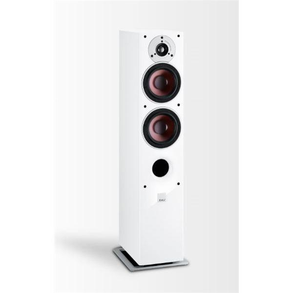 DALI Zensor 5 Floor Standing Speakers White Gloss