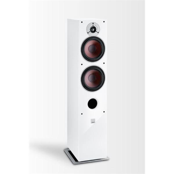 DALI Zensor 7 Floor Standing Speakers White Gloss