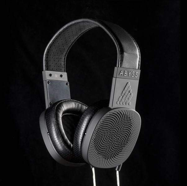 Abyss Diana Luxury Black Portable Planar Magnetic Headphones *DEMO UNIT*
