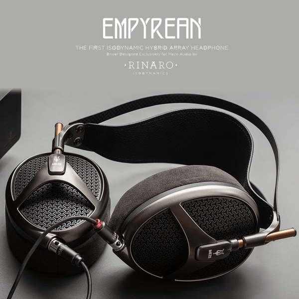Meze Empyrean Flagship Planar Magnetic Open Headphones