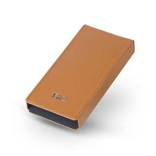 FiiO X7 Leather Tan Case