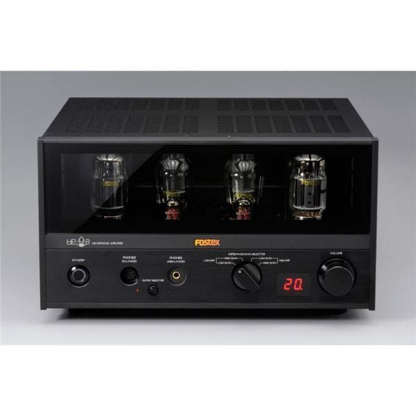 Fostex HP-V8 300B Vacuum Tube Headphone Amplifier