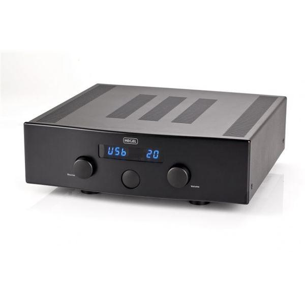Hegel Music Systems H300 Integrated Amplifier