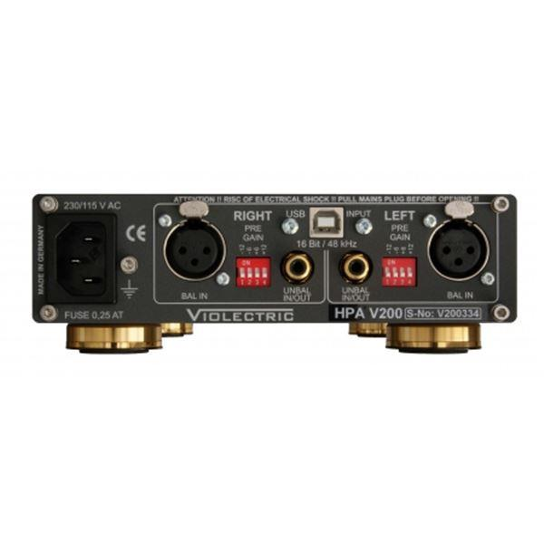 Violectric HPA V200 Headphone Amplifier