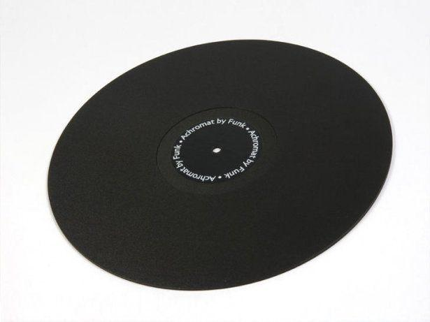 The Funk Firm Achromat SL1200 Upgrade Turntable Mat for Technics 1200