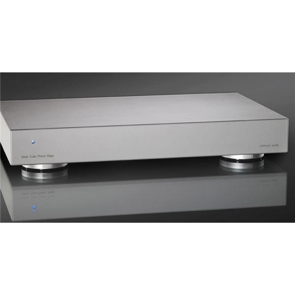 Lehmannaudio Silver Cube MM/MC Phono Stage