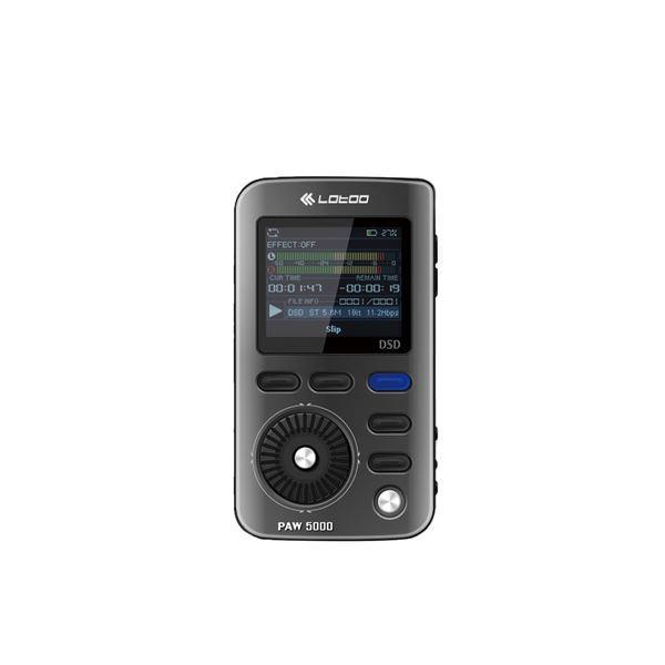 Lotoo PAW 5000 Lossless Portable Digital Audio Player