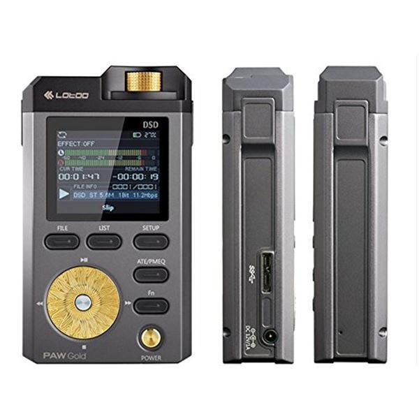 Lotoo Paw Gold Digital Audio Player