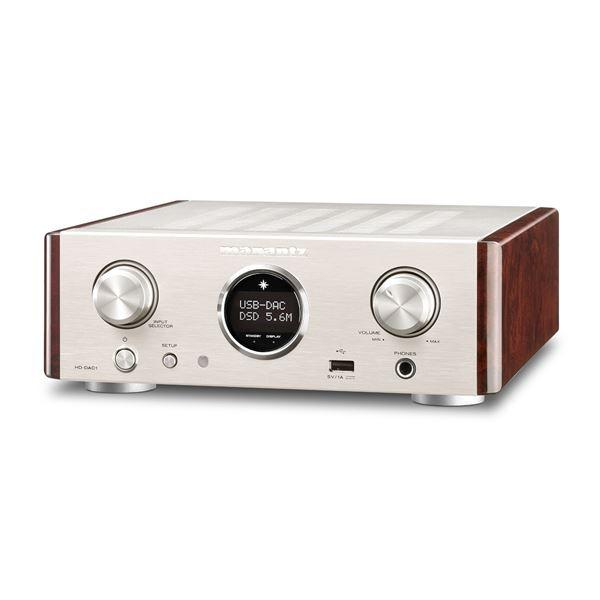 Marantz HD-DAC1 Headphone Amplifier & DAC