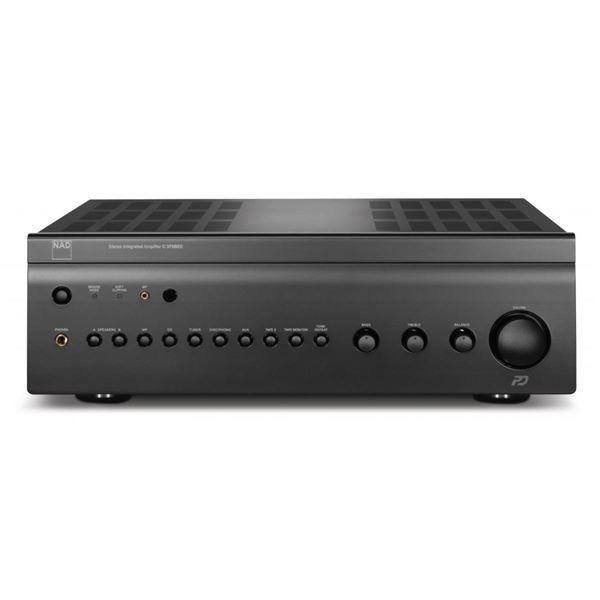 NAD C375BEE Stereo Integrated Amplifier