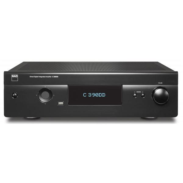 NAD C390DD Direct Digital DAC Amplifier