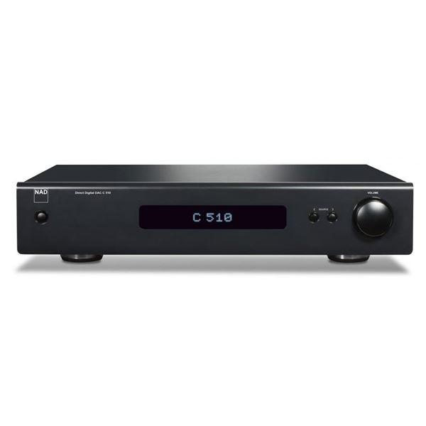 NAD C 510 Direct Digital Preamp DAC