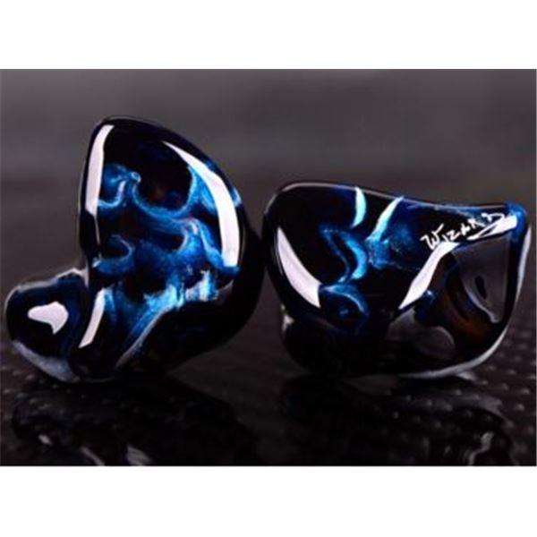 Noble Audio Trident Three-Driver Custom Acrylic In Ear Monitors