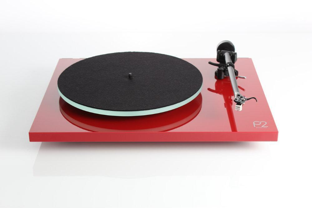 Rega Planar 2 Turntable with Performance Pack
