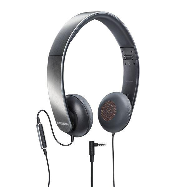 Shure SRH145m+ Portable Headphones with Remote and Mic