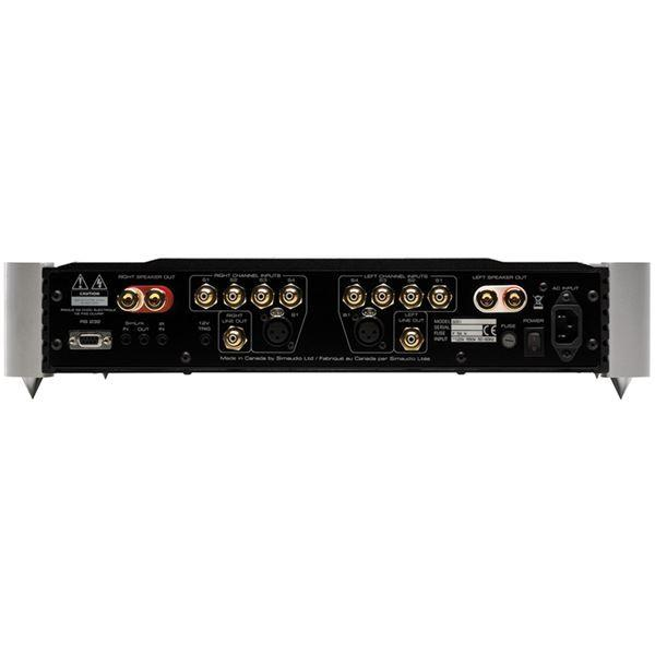 Simaudio MOON Evolution 600i Dual Mono Integrated Amplifier