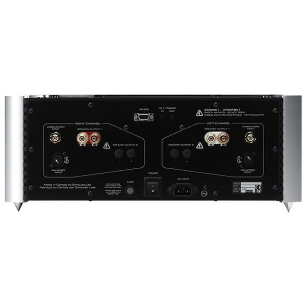 Simaudio MOON 860A Stereo Power Amplifier
