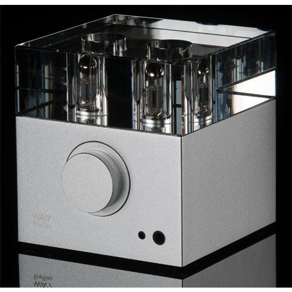 Woo Audio WA7d Fireflies Class-A Tube Amp and 32-bit USB DAC with Tubed PSU