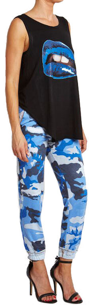 Digital Camouflage Joggers