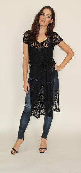 Kasey Lace Top
