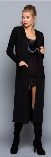 Stacey Cardigan- Black