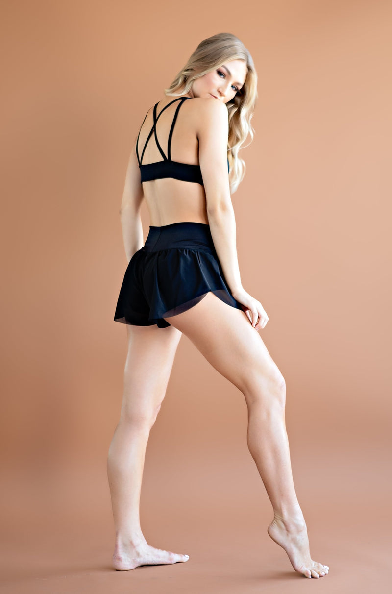 Luna Short- Black