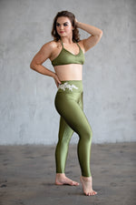 Leggings- High Waist 7/8