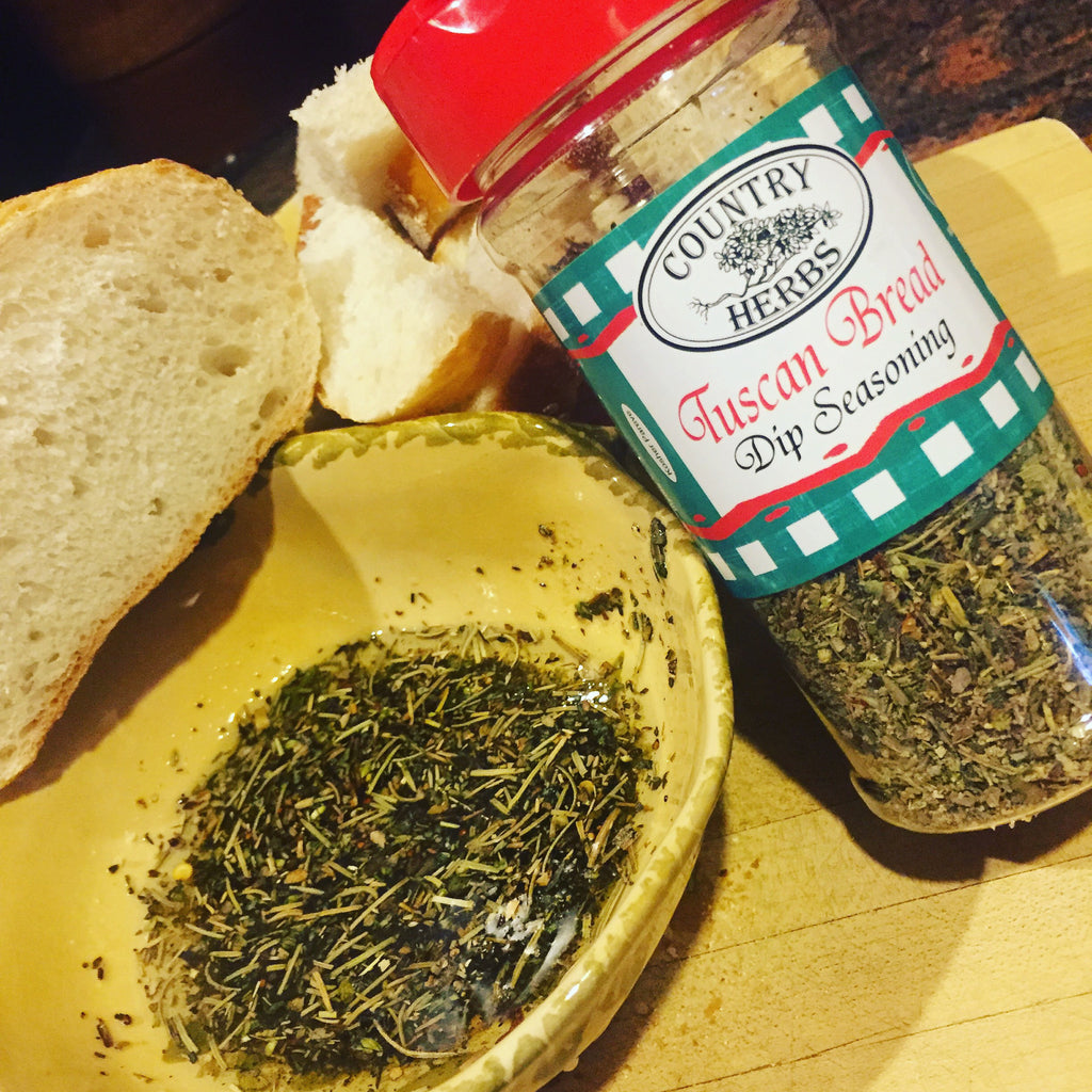 Tuscan Bread Olive Oil Seasoning