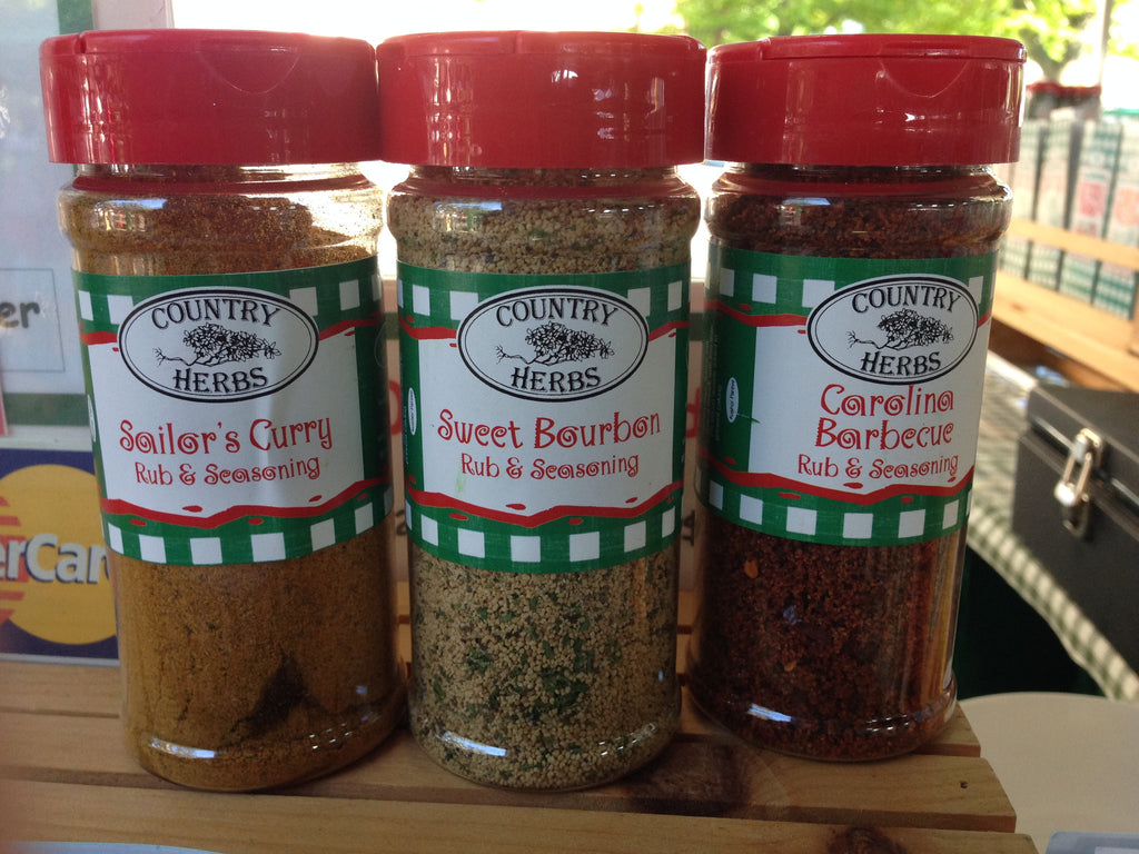 Sailors Curry Rub & Seasoning